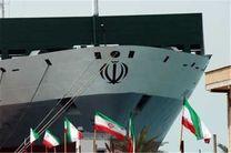 کشتی اقیانوس پیمای ایرانی شهریور ۹۵ به آب انداخته می شود