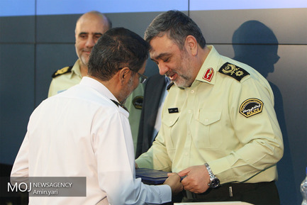 افتتاحیه مرکز فرماندهی و کنترل هوشمند ترافیک شهر تهران