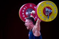 فدراسیون جهانی وزنه برداری ۵ وزنه بردار روس را تعلیق کرد