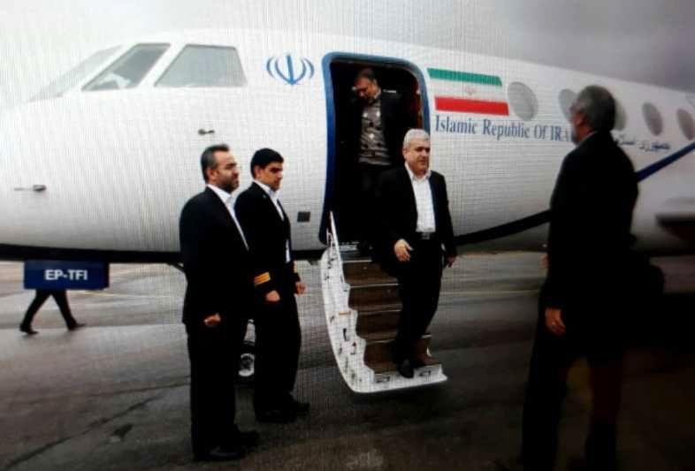 معاون علمی و فناوری رئیس جمهور وارد کردستان شد