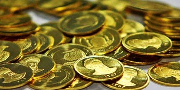 قیمت سکه 8 آذر 97 اعلام شد