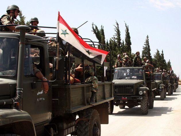 ادامه پیشروی ارتش سوریه در ادلب