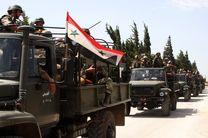ادامه پیشروی ارتش سوریه در حماه