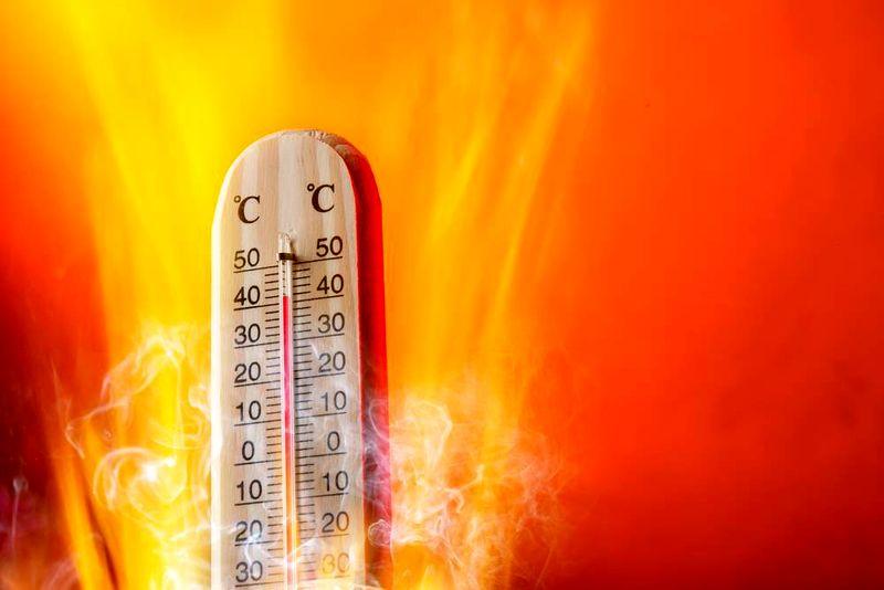 دمای تهران به ۴۰ درجه می رسد/ پیش بینی خیزش گرد و غبار
