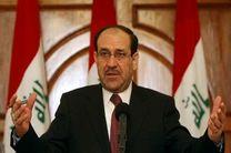نوری المالکی با تاخیر انتخابات مخالفت کرد