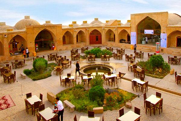کاروانسرای شاه عباسی شهرستان نیر ساماندهی می شود