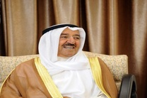 پیام امیر کویت به روحانی