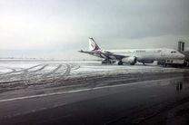 آخرین وضعیت پروازهای فرودگاه مهرآباد/ تمامی پروازهای تا اطلاع ثانوی لغو شد