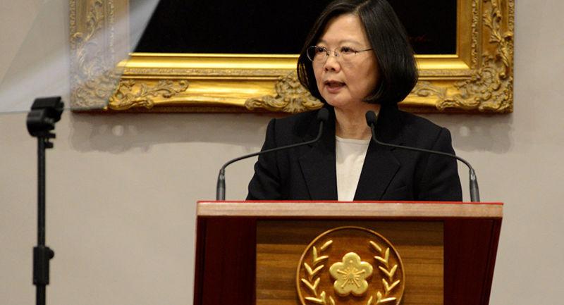تایوان، خواستار احترام چین به این کشور شد