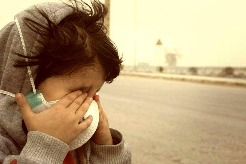 احتمال بروز گرد و غبار در مناطقی از شرق هرمزگان