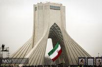 مسیرهای ۱۲گانه راهپیمایی 22 بهمن تهران اعلام شد