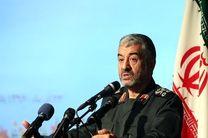 سرلشکر جعفری از رئیس و نمایندگان مجلس قدردانی کرد