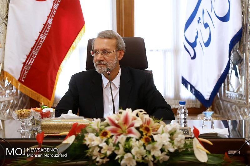 لاریجانی به کاروان ایران در بازی های پاراآسیایی تبریک گفت