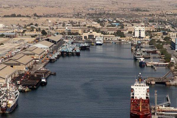 رونق صادرات از بندرشیو در شهرستان پارسیان به قطر