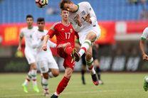 ۲۴ تیم حاضر در جام جهانی نوجوانان
