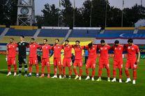 کاروان تیم ملی فوتبال ایران به آنتالیا رسیدند