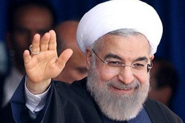 روحانی وارد شهر تاریخی مرو شد