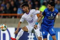 بازی استقلال و شهرخودرو رسما به امارات منتقل شد