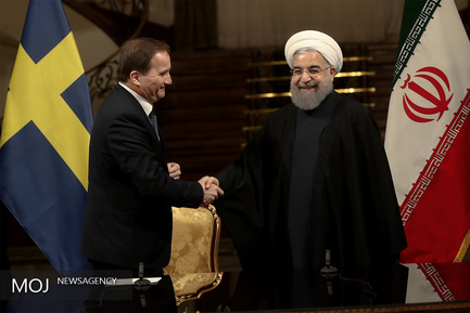 یادداشت تفاهم همکاری بین ایران و سوئد