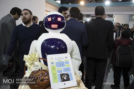 افتتاح نوزدهمین نمایشگاه دستاوردهای پژوهش و فن بازار