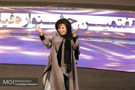 اختتامیه سی و هفتمین جشنواره فیلم فجر/فرشته صدر عرفایی