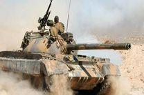 پیروزی تازه ارتش سوریه در حمص