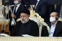 رئیسی تاجیکستان را به مقصد ایران ترک کرد