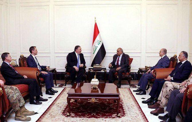 سفارت آمریکا در بغداد هشدار امنیتی صادر کرد