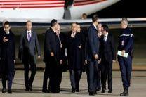 وزیر خارجه ترکیه وارد عراق شد