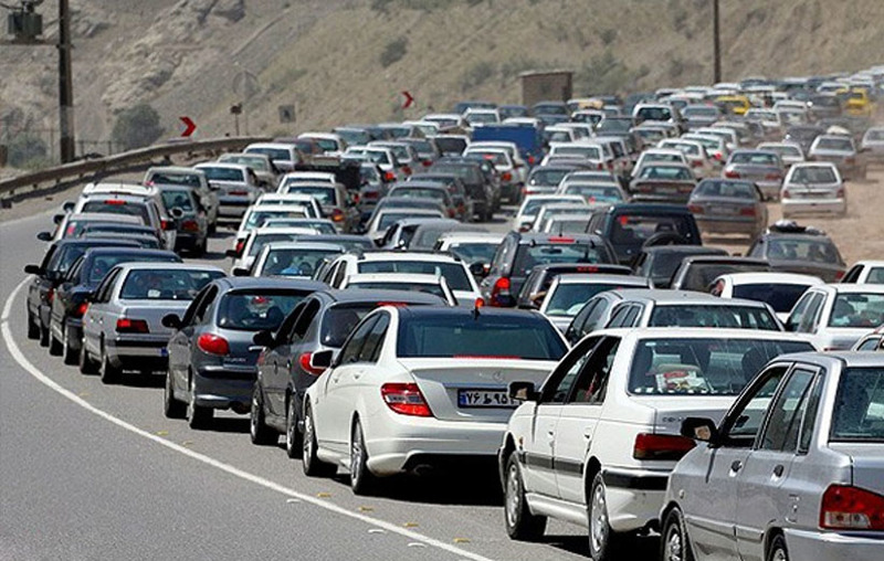 آخرین وضعیت ترافیکی و جوی جادهها در 9 شهریور ماه