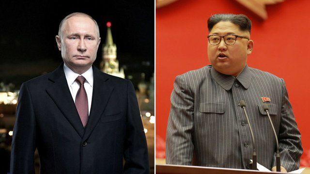 دعوت پوتین از رهبر کره شمالی برای حضور در مسکو
