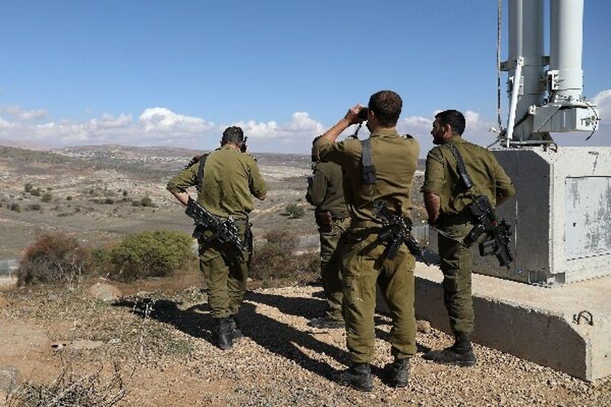 انتقال تجهیزات نظامی رژیم صهیونیستی به بلندی های جولان