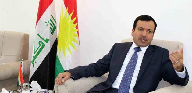 رئیس پارلمان اقلیم کردستان خواستار استعفای بارزانی شد