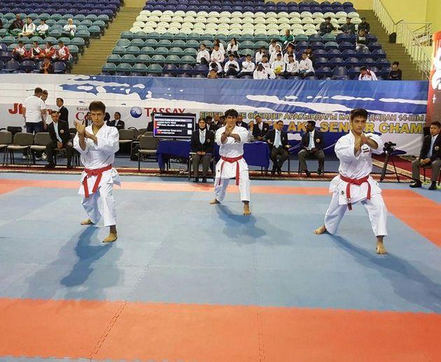 پسران کاتاروی ایران قهرمان آسیا شدند