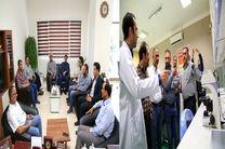 آمادگی آبفای قم برای مشارکت در خدمت رسانی به زائرین اربعین حسینی