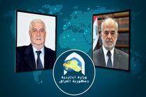 دعوت وزیر خارجه سوریه از همتای عراقیاش برای سفر به دمشق