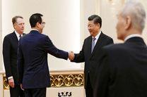 گفتگوهای تجاری چین-آمریکا روبه جلو است