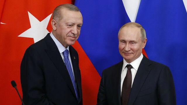 رایزنی تلفنی رهبران ترکیه و روسیه در مورد بحران شیوع ویروس کرونا