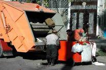 جمع آوری روزانه 160 تن زباله در کاشان