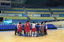 تیم ملی بسکتبال ایران فردا به کشور بازمیگردد