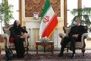 باید با ریشه ها و عوامل افراط گرایی و تروریسم مبارزه کرد/  ایران با قدرت از امنیت و ثبات عراق حمایت می کند