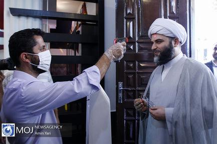 تکریم و معارفه رییس حوزه هنری