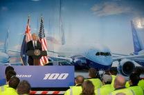 تجدید نظر بوئینگ در فروش هواپیما به ایران
