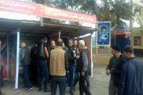 شمار زائرین خارجی اربعین حسینی ورودی از مرز آستارا به ۱۰هزار نفر رسید
