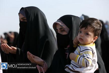 اقامه نماز عید سعید فطر در مساجد پردیسان قم