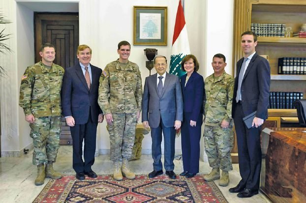 سفر ژنرال آمریکایی به لبنان/آمریکا حمایت نظامیاش از ارتش لبنان را افزایش میدهد