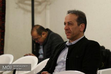 نشست خبری رییس اتحادیه فروشندگان فرش دستباف