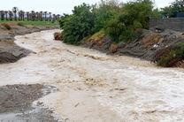 بشاگردی ها از تردد در حاشیه رودخانه های فصلی خودداری کنند