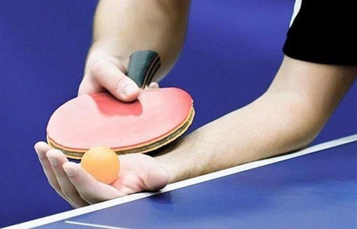 انتصاب اعضای کمیته سرداوران و داوران تنیس روی میز