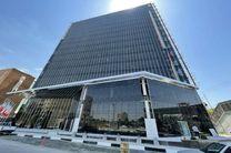 برج فناوری پارک علم و فناوری جهاددانشگاهی در کرمانشاه افتتاح شد
